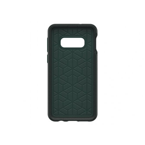 OtterBox Symmetry Series - Back cover for mobile phone - polycarbonate, synthetic rubber - ivy meadow green - for Samsung Galaxy S10e