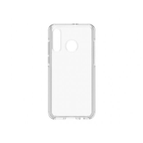 OtterBox Symmetry Series Clear - Back cover for mobile phone - polycarbonate, synthetic rubber - clear - for Huawei P30 lite