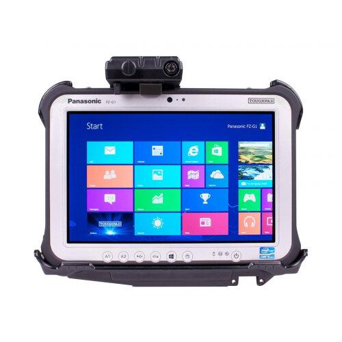 Panasonic Slim Vehicle Dock CF-CDSG1SD01 - Port replicator - VGA, HDMI - for Toughpad FZ-G1, FZ-G1 ATEX