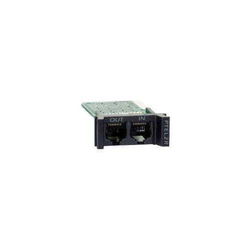 APC - Surge protector (rack-mountable) - 1U - black - for P/N: PRM24, PRM4