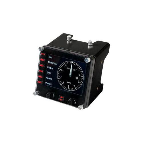 Saitek Pro Flight Instrument Panel - Flight simulator instrument panel - wired - for PC