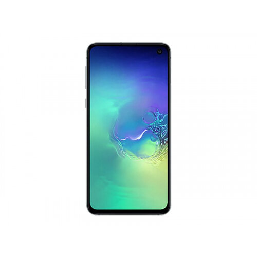 Samsung Galaxy S10e - Smartphone - dual-SIM - 4G Gigabit Class LTE - 128 GB - microSDXC slot - TD-SCDMA / UMTS / GSM - 5.8&uot; - 2280 x 1080 pixels (438 ppi) - Dynamic AMOLED - RAM 6 GB 10 Megapixel - 2x rear cameras - Android - prism green