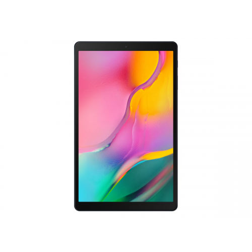 Samsung Galaxy Tab A (2019) - Tablet - Android 9.0 (Pie) - 32 GB - 10.1&uot; TFT (1920 x 1200) - microSD slot - 4G - LTE - black
