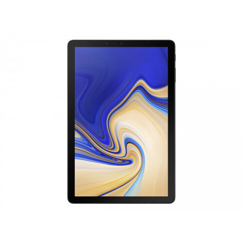 Samsung Galaxy Tab S4 - Tablet - Android 8.0 (Oreo) - 64 GB - 10.5&uot; Super AMOLED (2560 x 1600) - USB host - miniSD slot - 4G - LTE - black