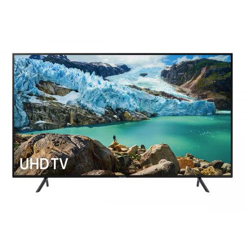 Samsung UE55RU7100K - 55&uot; Class 7 Series LED TV - Smart TV - 4K UHD (2160p) 3840 x 2160 - HDR - UHD dimming - silver carbon