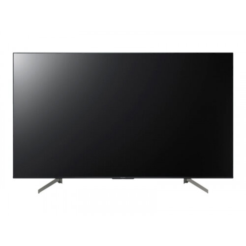 Sony FWD-55X85G - 55&uot; Class (54.6&uot; viewable) LED TV - digital signage - Smart TV - Android - 4K UHD (2160p) 3840 x 2160 - HDR - edge-lit, frame dimming - black