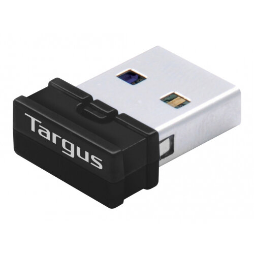 Targus Bluetooth 4.0 Micro USB Adapter for Laptops - Network adapter - USB - Bluetooth 4.0 - black
