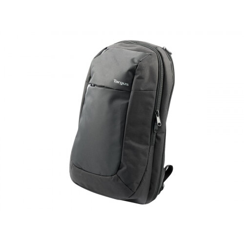Targus Intellect - Notebook carrying backpack - 15.6&uot; - grey, black