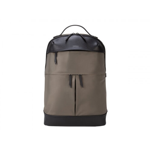 Targus Newport - Notebook carrying backpack - 15&uot; - olive