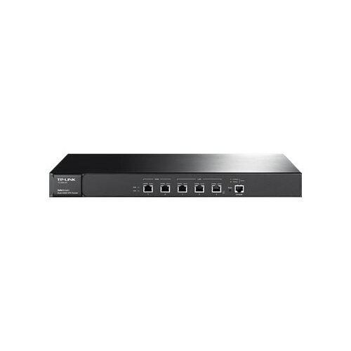 TP-Link SafeStream TL-ER6120 - V2 - router - 3-port switch - GigE - rack-mountable