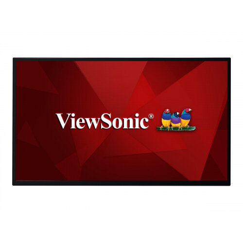 ViewSonic CDE3205 - 32&uot; Class (31.5&uot; viewable) LED display - digital signage / hospitality - 1080p (Full HD) 1920 x 1080