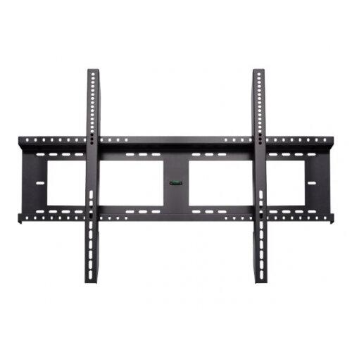 ViewSonic VB-WMK-001 - Mounting kit for LCD / plasma panel - iron - black - screen size: 55&uot;-84&uot; - mounting interface: 600 x 600 mm - wall-mountable