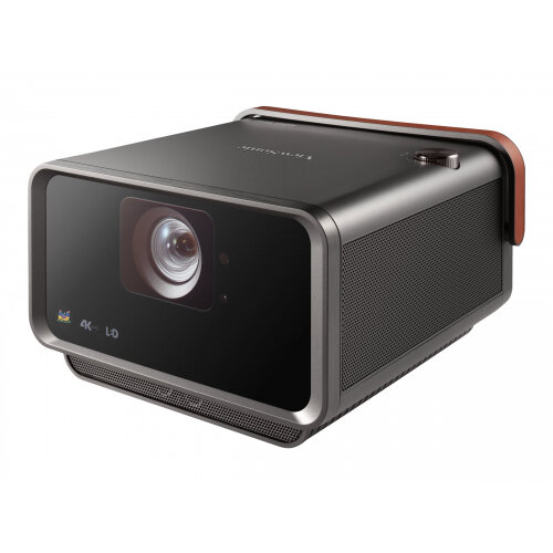 ViewSonic X10-4K - DLP projector - LED - 3D - 2400 lumens - 3840 x 2160 - 16:9 - 4K - short-throw fixed lens