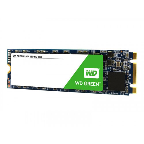 WD Green SSD WDS480G2G0B - Solid state drive - 480 GB - internal - M.2 2280 - SATA 6Gb/s