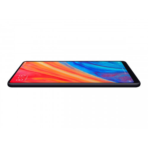 Xiaomi MI Mix 2S - Smartphone - dual-SIM - 4G LTE - 64 GB - CDMA / GSM - 5.99&uot; - 2160 x 1080 pixels (403 ppi) - IPS - RAM 6 GB (5 MP front camera) - 2x rear cameras - Android - black