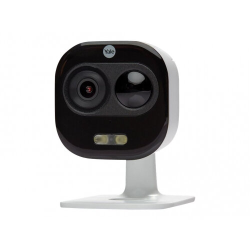 Yale HD1080 All-in-One Outdoor Camera - Network surveillance camera - outdoor, indoor - weatherproof - colour (Day∓Night) - 1080p - audio - wireless