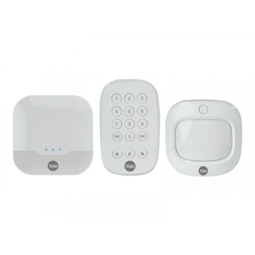 Yale Smart Living Sync Smart Home Alarm - Starter Kit - home security system - wireless, wired - 868 MHz