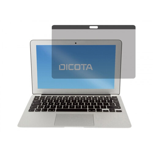 DICOTA Secret 2-Way - Notebook privacy filter - 13&uot; - black - for Apple MacBook Air (13.3 in); MacBook Pro (13.3 in)