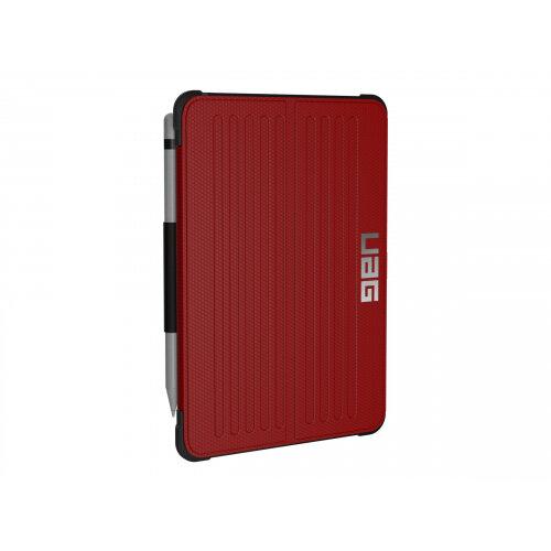 UAG Rugged Case for iPad Mini (2019) ∓ iPad Mini 4 - Metropolis Magma - Flip cover for tablet - composite - magma - for Apple iPad mini 4; 5