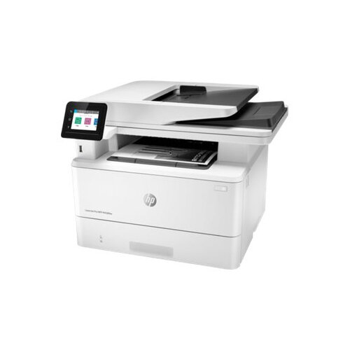 HP LaserJet Pro MFP M428fdw - Multifunction printer - B/W - laser - Legal (216 x 356 mm) (original) - A4/Legal (media) - up to 38 ppm (copying) - up to 38 ppm (printing) - 350 sheets - 33.6 Kbps - USB 2.0, Gigabit LAN, Wi-Fi(n), USB host