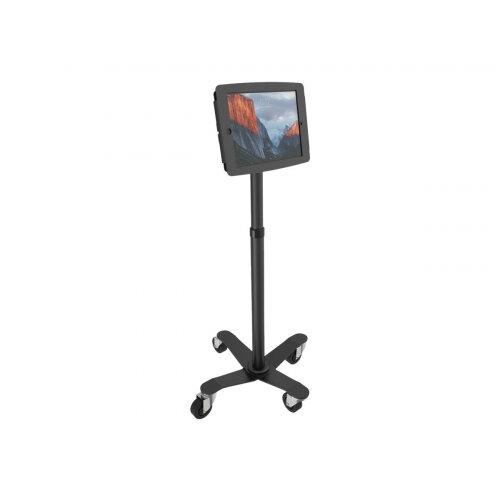 Compulocks Space Rise Freedom iPad Mini Floor Stand Black - Stand for tablet - metal - black - for Apple iPad mini; iPad mini 2; 3; 4