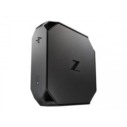 HP Workstation Z2 Mini G4 Performance - Mini - 1 x Core i7 8700 / 3.2 GHz - RAM 16 GB - SSD 256 GB - HP Z Turbo Drive, NVMe - UHD Graphics 630 - GigE - Win 10 Pro 64-bit - vPro - monitor: none - keyboard: UK