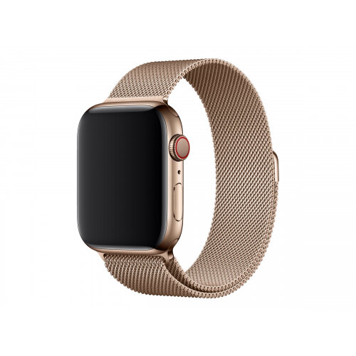 Apple 44mm Milanese Loop - Watch strap - 150-200 mm - gold - for Watch (42 mm, 44 mm)
