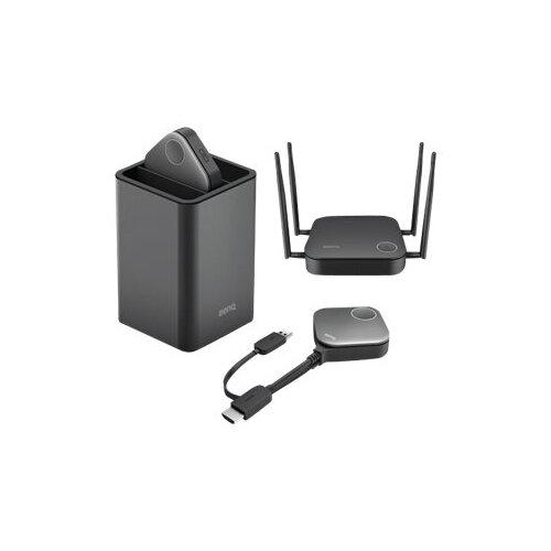 BenQ InstaShow WDC20 - Wireless video/audio extender - 802.11b/g/n, 802.11ac - up to 15 m