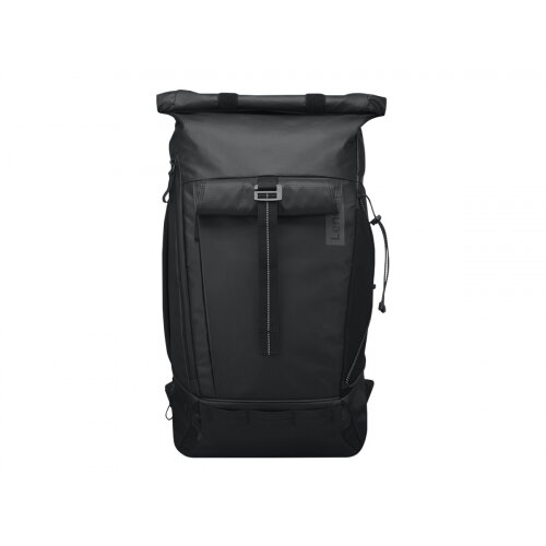 Lenovo 15.6-inch Commuter Backpack - Notebook carrying backpack - 15.6&uot; - black - for Flex 15; ThinkBook 13; 14; 15; ThinkPad E14; X1 Carbon (7th Gen); X1 Yoga (4th Gen); V14