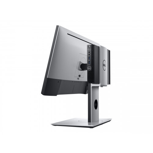 Dell OptiPlex 3070 - Micro - 1 x Core i3 9100T / 3.1 GHz - RAM 4 GB - HDD 500 GB - UHD Graphics 630 - GigE - Win 10 Pro 64-bit - monitor: none - BTS - with 1 Year Basic Onsite
