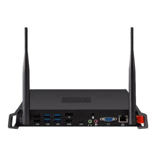 ViewSonic VPC16-WP-3 - Digital signage player - Intel Core i5 - RAM 8 GB - SSD - 128 GB - Windows 10 Pro 64-bit Edition