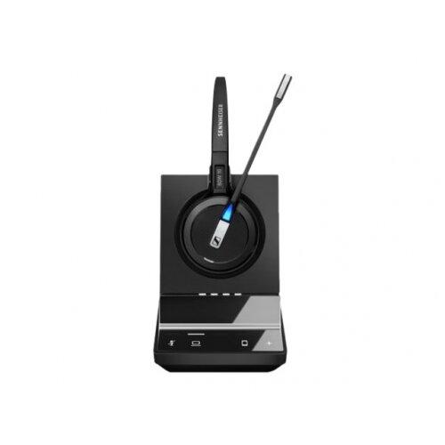 Sennheiser SDW 5013 - Headset system - on-ear - convertible - DECT - wireless - UK