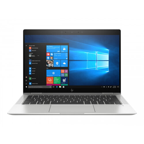 HP EliteBook x360 1030 G4 - Flip design - Core i5 8265U / 1.6 GHz - Win 10 Pro 64-bit - 8 GB RAM - 256 GB SSD NVMe - 13.3&uot; IPS touchscreen 1920 x 1080 (Full HD) - UHD Graphics 620 - NFC, Bluetooth, Wi-Fi - kbd: UK