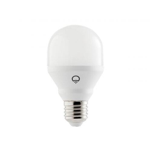 LIFX Mini Colour Living Pack - LED light bulb - shape: A60 - E27 - 9 W - 16 million colours - 2500-9000 K - pearl white (pack of 4)