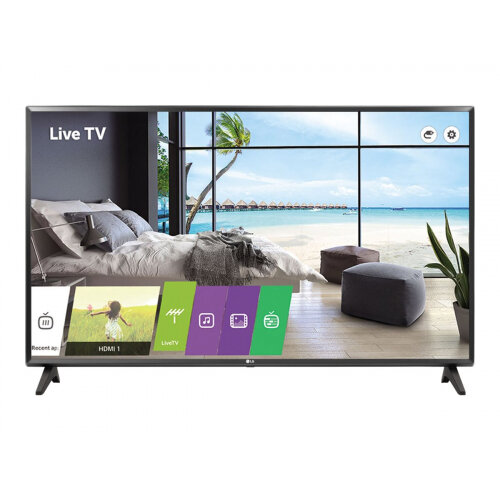 LG Commercial Lite 43LT340C0ZB - 43&uot; Class LT340C Series LED TV - hotel / hospitality - 1080p (Full HD) 1920 x 1080 - direct-lit LED