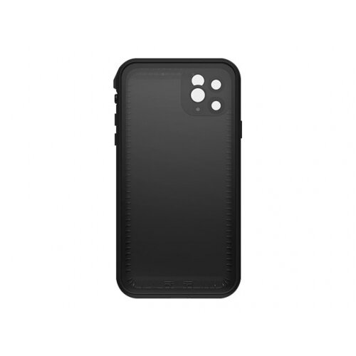 LifeProof Fre - Protective waterproof case for mobile phone - black - for Apple iPhone 11 Pro Max