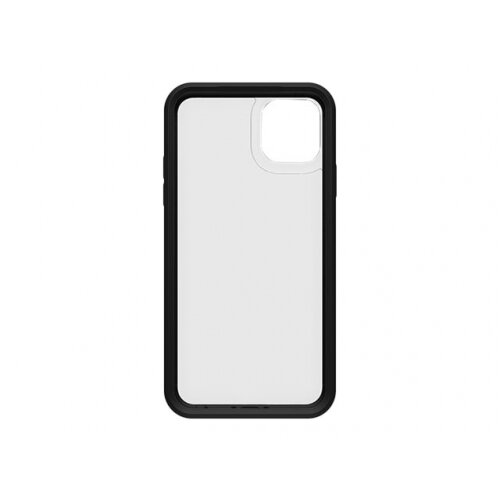 LifeProof SLAM - Back cover for mobile phone - black crystal - for Apple iPhone 11 Pro Max