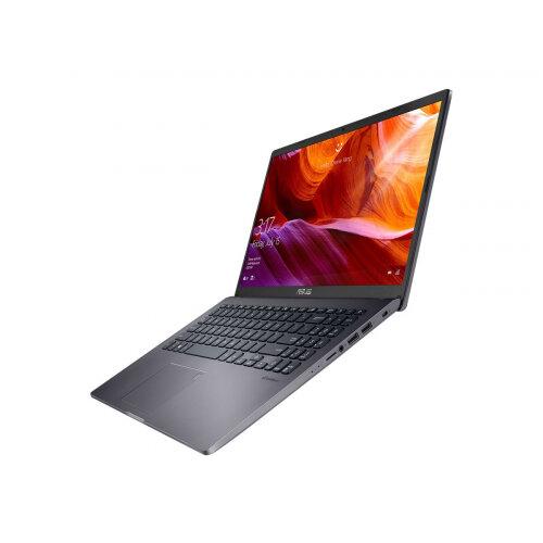 ASUS P509FA EJ370R - Core i5 8265U / 1.6 GHz - Win 10 Pro 64-bit - 8 GB RAM - 512 GB SSD NVMe - 15.6&uot; 1920 x 1080 (Full HD) - UHD Graphics 620 - 802.11ac, Bluetooth - slate grey