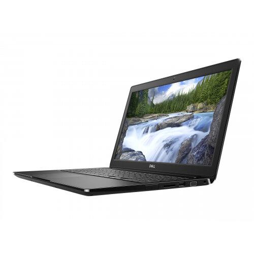 Dell Latitude 3500 - Core i3 8145U / 2.1 GHz - Win 10 Pro 64-bit - 8 GB RAM - 256 GB SSD NVMe, Class 35 - 15.6&uot; 1920 x 1080 (Full HD) - UHD Graphics 620 - Wi-Fi, Bluetooth - black - BTS