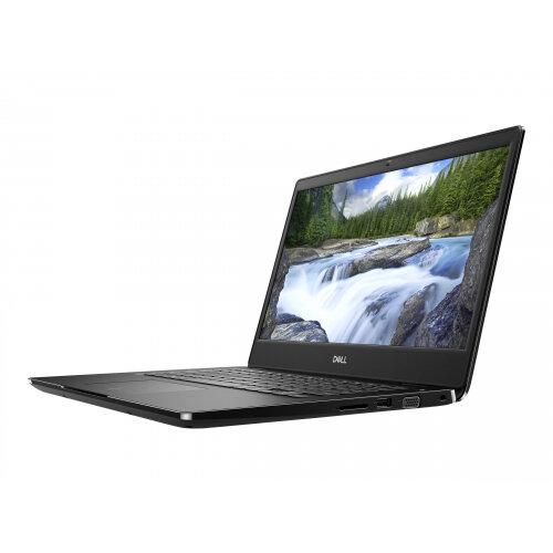 Dell Latitude 3400 - Core i5 8265U / 1.6 GHz - Win 10 Pro 64-bit - 4 GB RAM - 1 TB HDD - 14&uot; 1366 x 768 (HD) - UHD Graphics 620 - Wi-Fi, Bluetooth - black - BTS - with 1 Year Basic Onsite