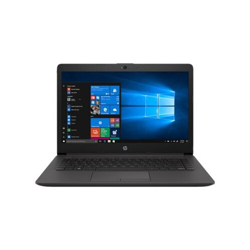 HP 240 G7 - Core i5 8265U / 1.6 GHz - Win 10 Home 64-bit - 8 GB RAM - 128 GB SSD TLC - 14&uot; 1366 x 768 (HD) - UHD Graphics 620 - 802.11ac, Bluetooth - dark ash silver - kbd: UK