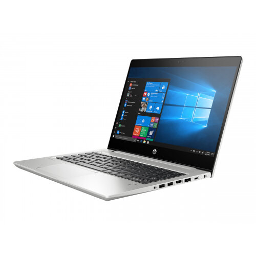 HP ProBook 445r G6 - Ryzen 5 3500U / 2.1 GHz - Win 10 Pro 64-bit - 16 GB RAM - 256 GB SSD NVMe, TLC, HP Value - 14&uot; IPS 1920 x 1080 (Full HD) - Radeon Vega 8 - 802.11ac, Bluetooth - pike silver - kbd: UK