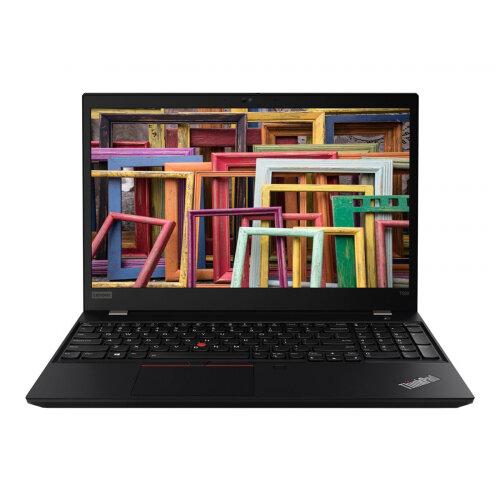 Lenovo ThinkPad T590 20N4 - Core i7 8565U / 1.8 GHz - Win 10 Pro 64-bit - 16 GB RAM - 512 GB SSD TCG Opal Encryption 2, NVMe - 15.6&uot; IPS 1920 x 1080 (Full HD) - GF MX250 / UHD Graphics 620 - Wi-Fi, Bluetooth - black - kbd: UK