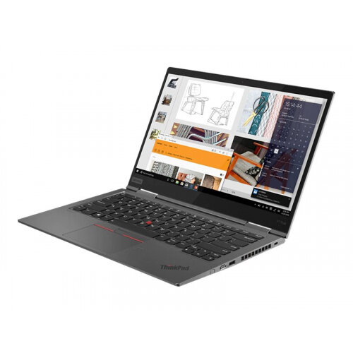 Lenovo ThinkPad X1 Yoga (4th Gen) 20QF - Flip design - Core i7 8565U / 1.8 GHz - Win 10 Pro 64-bit - 16 GB RAM - 512 GB SSD TCG Opal Encryption 2, NVMe - 14&uot; IPS touchscreen 3840 x 2160 (Ultra HD 4K) - UHD Graphics 620 - Wi-Fi, NFC, Bluetooth - 4G -