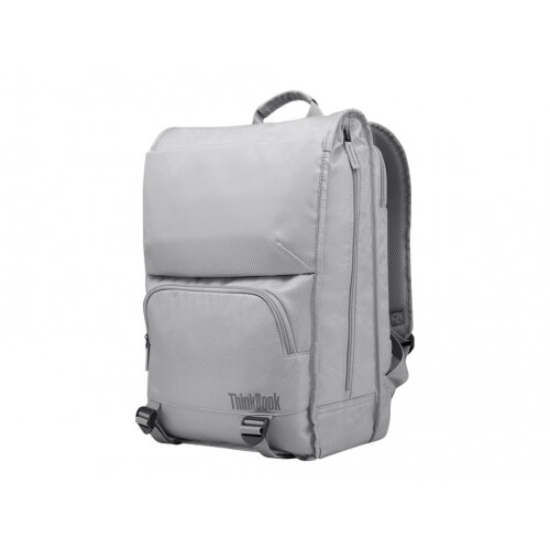 Lenovo ThinkBook Laptop Urban - Notebook carrying backpack - 15.6&uot; - grey - for ThinkBook 13; ThinkPad E14; X1 Carbon (7th Gen); X1 Yoga (4th Gen); V14