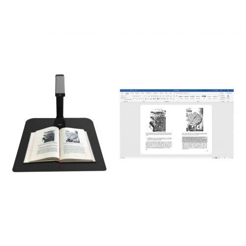 IRIS IRIScan Desk 5 - Digital document camera - colour - 8 MP - 3264 x 2448 - USB 2.0