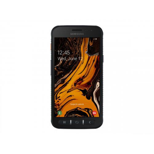 Samsung Galaxy Xcover 4s - Smartphone - dual-SIM - 4G LTE - 32 GB - microSDXC slot - GSM - 5&uot; - 1280 x 720 pixels - PLS TFT - RAM 3 GB - 16 MP (5 MP front camera) - Android - black