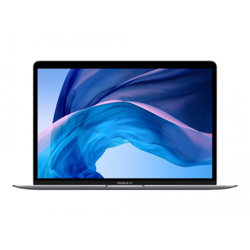 Apple MacBook Air with Retina display - Core i5 1.6 GHz - macOS Catalina 10.15 - 8 GB RAM - 128 GB SSD - 13.3&uot; IPS 2560 x 1600 (WQXGA) - UHD Graphics 617 - Wi-Fi, Bluetooth - space grey - kbd: UK
