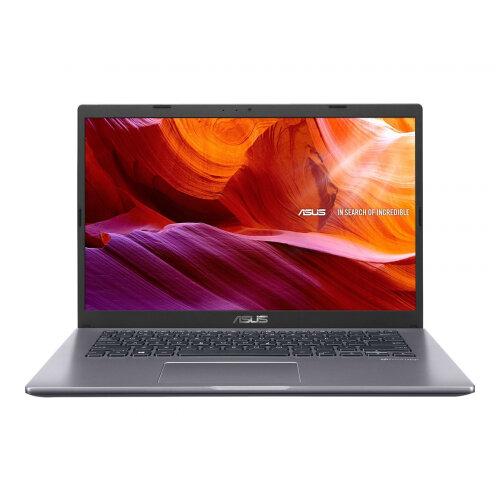 ASUS 14 X409FA-EK034T - Core i5 8265U / 1.6 GHz - Win 10 Home 64-bit - 8 GB RAM - 256 GB SSD NVMe - 14&uot; 1920 x 1080 (Full HD) - HD Graphics 620 - 802.11ac, Bluetooth - slate grey