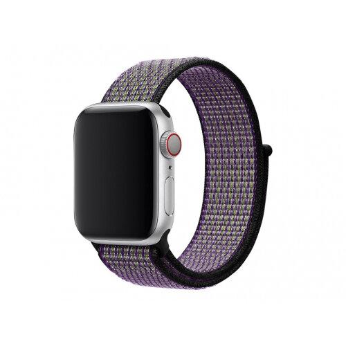 Apple 40mm Nike Sport Loop - Watch strap - Regular - Desert Sand/Volt - for Watch (38 mm, 40 mm)